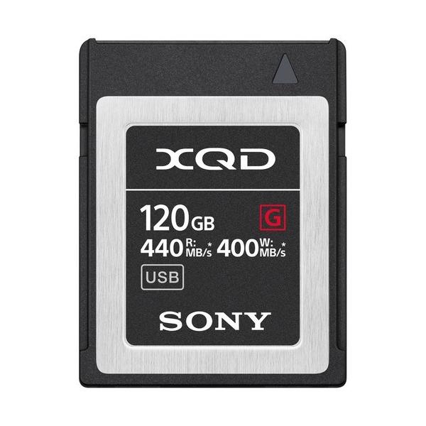 XQD SONY 120GO (400Mb/s)