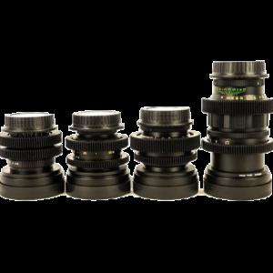 IRONGLASS ANAMORFAKE (37/58/85/135mm) MONTURE EF