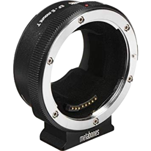 Bague Metabones EF(Canon)-E(Sony)