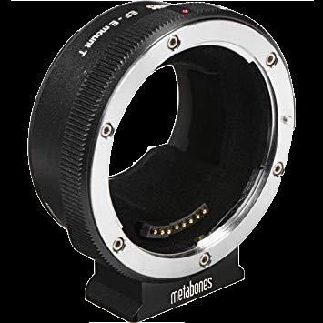 Bague Metabones EF(Canon)-E(Sony)