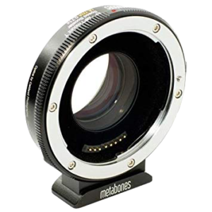 BAGUE METABONES ULTRA SPEEDBOOSTER EF(Canon)-Micro4/3