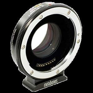 BAGUE METABONES XL SPEEDBOOSTER  : EF(Canon)-MICRO4/3