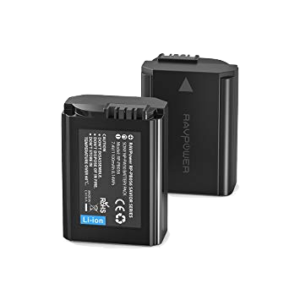 BATTERIE – SONY FW50 RAVPOWER (A7SII)