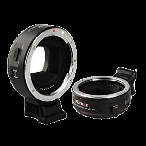 BAGUE VILTROX EF(Canon)-E(Sony)