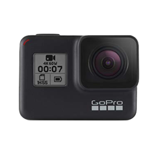 GO PRO HERO 7 BLACK EDITION (2x BATTERIES / 1x MICROSD 64GO)