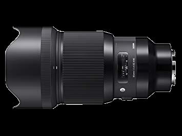 Sigma art 85mm f1.4 (E)
