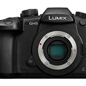 PANASONIC GH5 (2x BATTERIES / 1x SD 64GO)