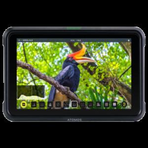 MONITEUR ATOMOS SHINOBI HDMI 5 POUCES (2x HDMI / 2x BATTERIES)