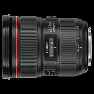 Canon 24-70 F2.8 usm II (EF)