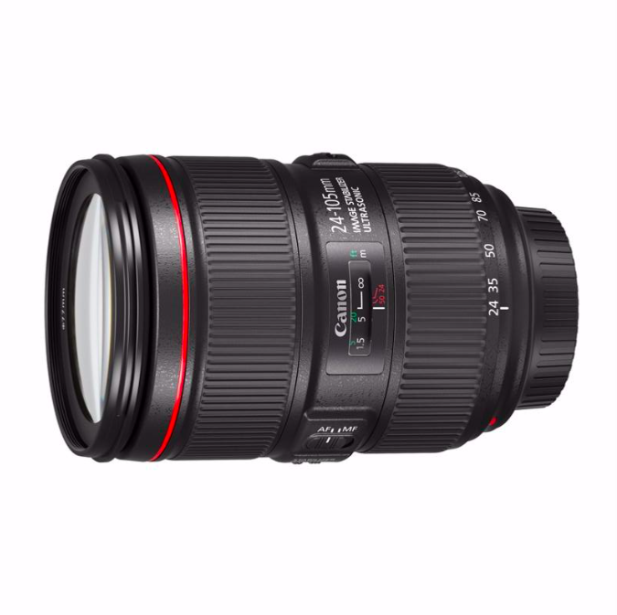 CANON 24-105 F4 IS USM II (EF)