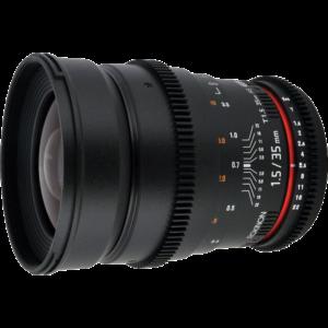 SAMYANG 35mm T1.5 (EF)