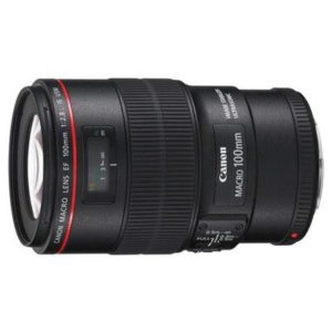 CANON 100mm F2.8 L IS USM II MACRO (EF)