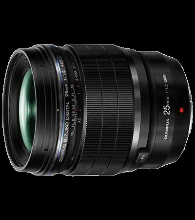 Olympus Pro 25mm F1.2