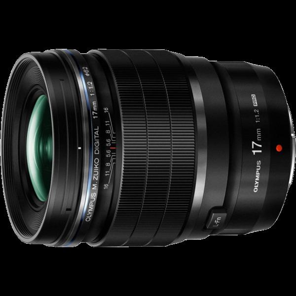 Olympus Pro 17mm F1.2