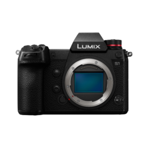PANASONIC LUMIX S1 (2x BATTERIES / 1x SD 64GO)