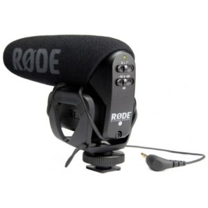 MICRO CAMERA : RODE VIDEOMIC PRO