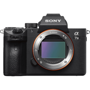 SONY ALPHA 7 III (2x BATTERIES / 1x SD 64GO)