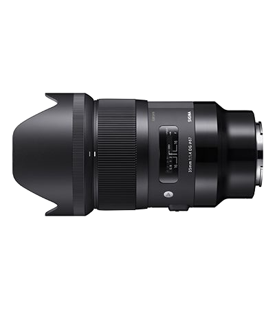 Sigma art 50mm f1.4 (E)