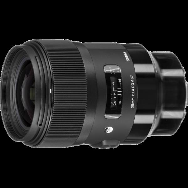 Sigma art 35mm F1.4 (EF)