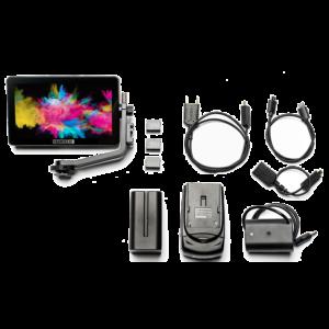 MONITEUR SMALLHD FOCUS HDMI 5 POUCES (2x HDMI / 2x BATTERIES)