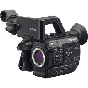 SONY FS5 (2x BATTERIES / 1x SD 64GO)