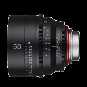 XEEN 50mm T1.5 (EF)