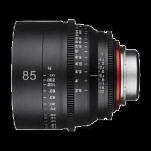 XEEN 85mm T1.5 (EF)
