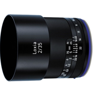 ZEISS LOXIA 35mm F2 (E)