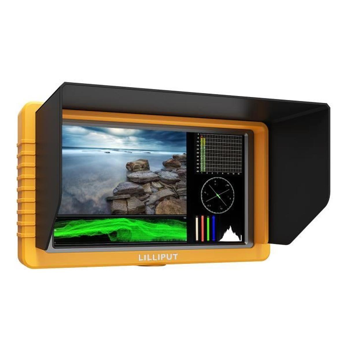 LILLIPUT Q5 MONITEUR HDMI/SDI 5''POUCES