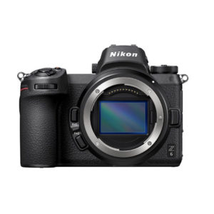 NIKON Z6 (2x BATTERIES, 1x XQD 128GB)