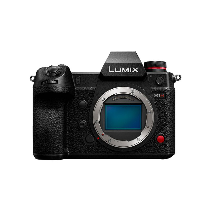 PANASONIC LUMIX S1H (2x BATTERIES / 1x SD 64GO)