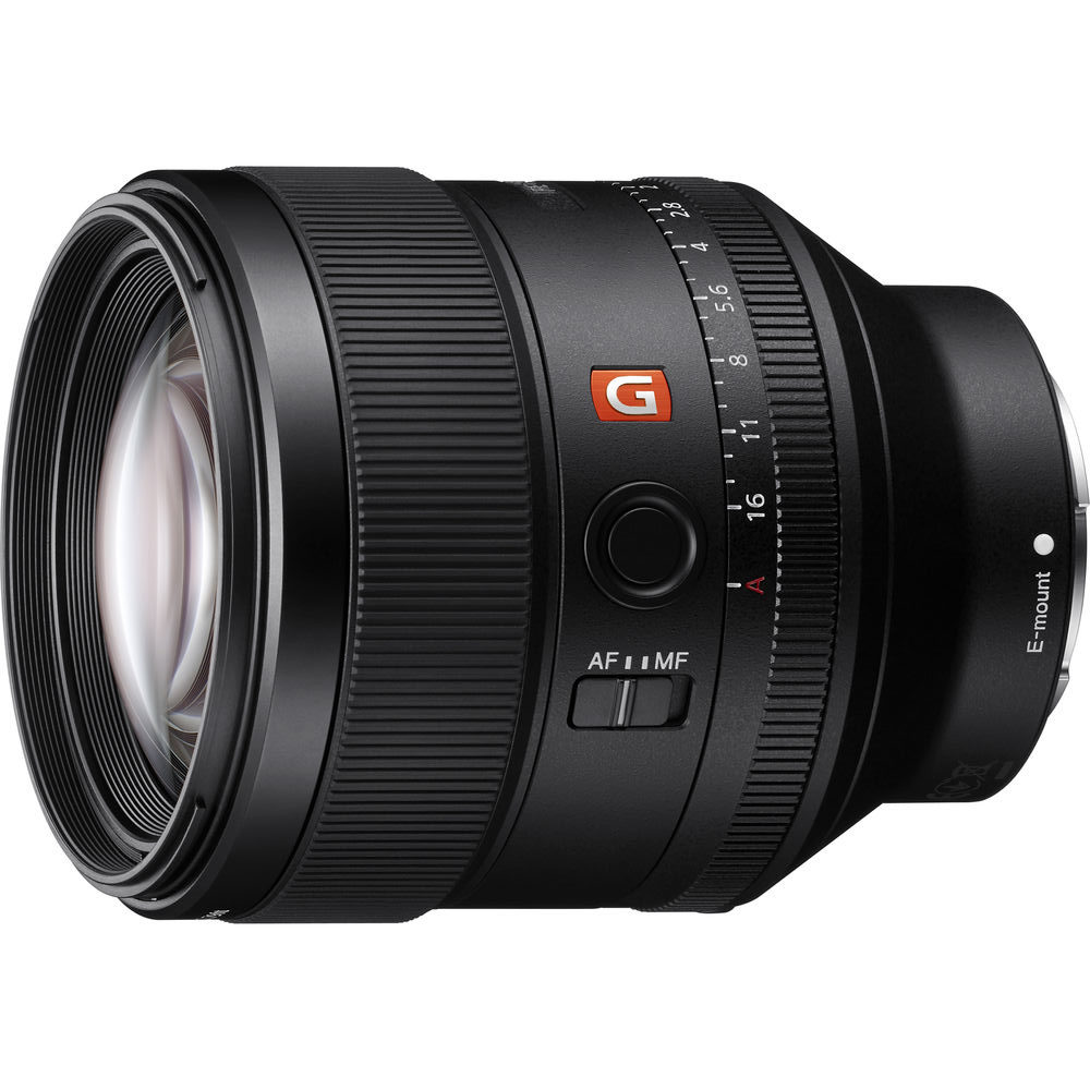 SONY GMASTER 85mm F1.4