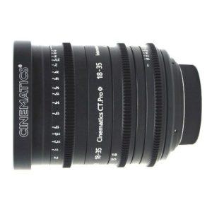 Sigma art 18-35mm T2 cine