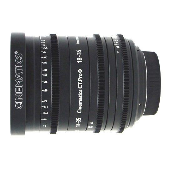 SIGMA ART 18-35mm T2 CINE