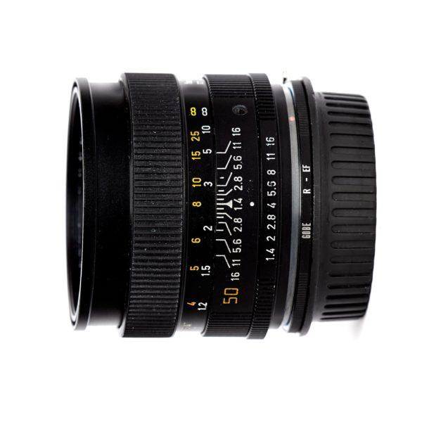 Leica Summilux-R 50mm F1.4