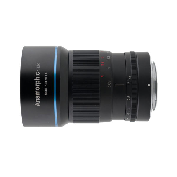 SIRUI ANAMORPHIQUE 50mm F1.8