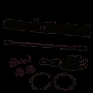 PAVOLITE 120CM TUBE RGBW (TUBE SEUL)