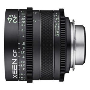 XEEN CF T1.5  24mm