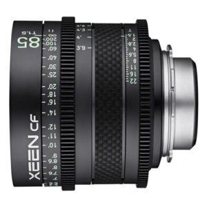 XEEN CF T1.5 85mm