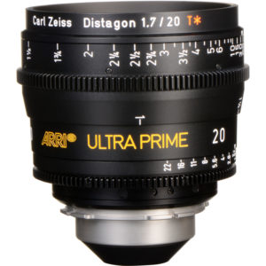 ARRI ULTRAPRIME 20MM T1.7