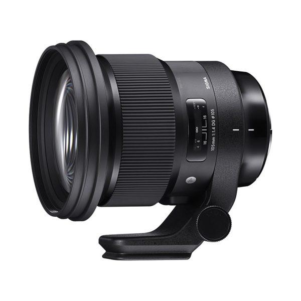 Sigma art 105mm F1.4 (L)