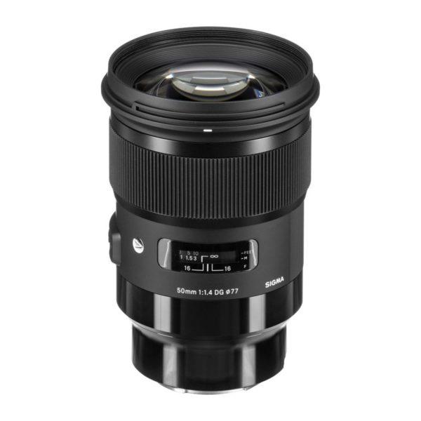 Sigma art 50mm F1.4 (L)