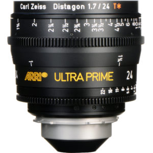 ARRI ULTRAPRIME 24 MM T1.7