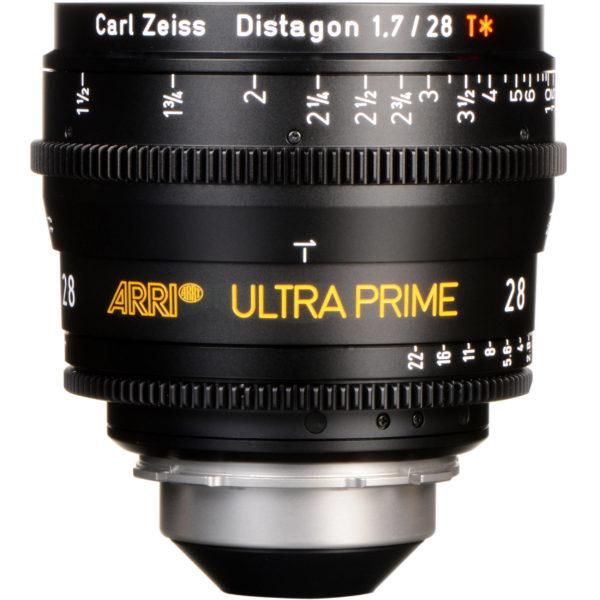 ARRI ULTRAPRIME 28 MM T1.7