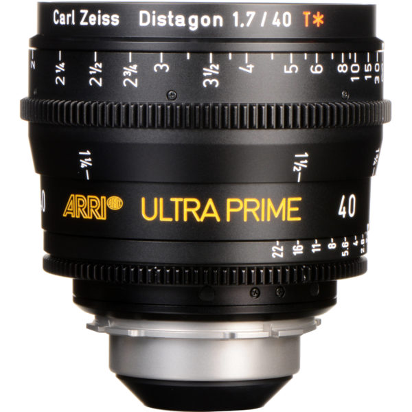 ARRI ULTRAPRIME 40 MM T1.7
