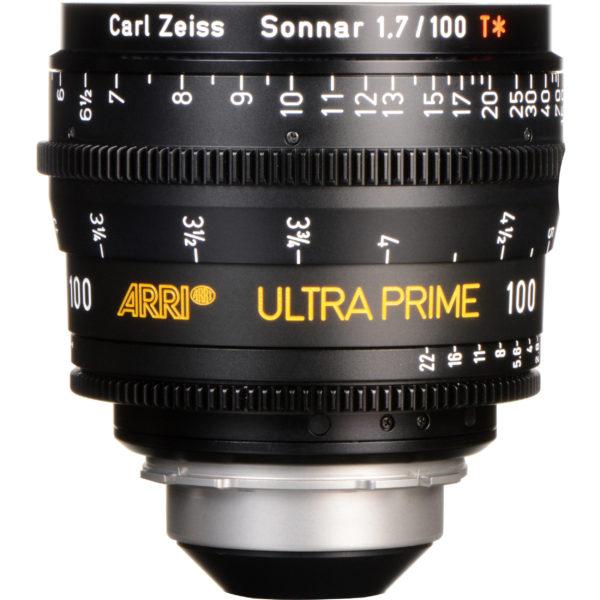 ARRI ULTRAPRIME 100 MM T1.7