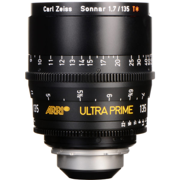 Arri Ultraprime 135mm T1.9