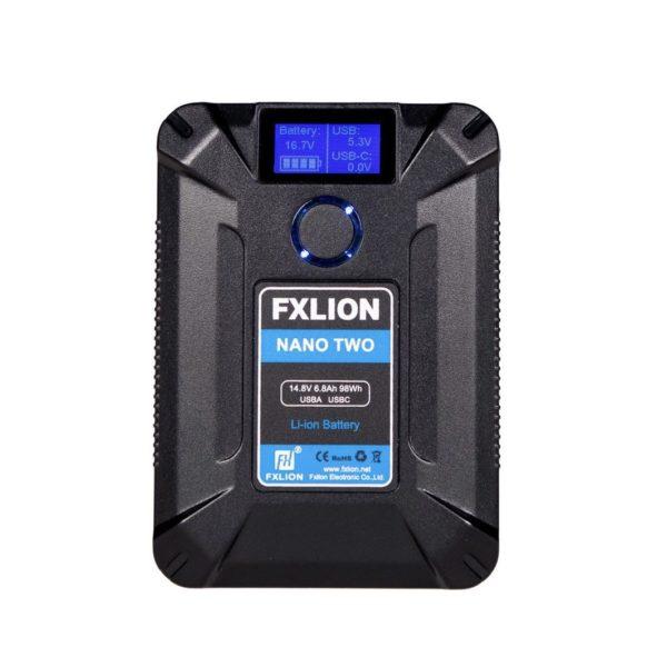 FXLION NANO TWO 98WH V-LOCK