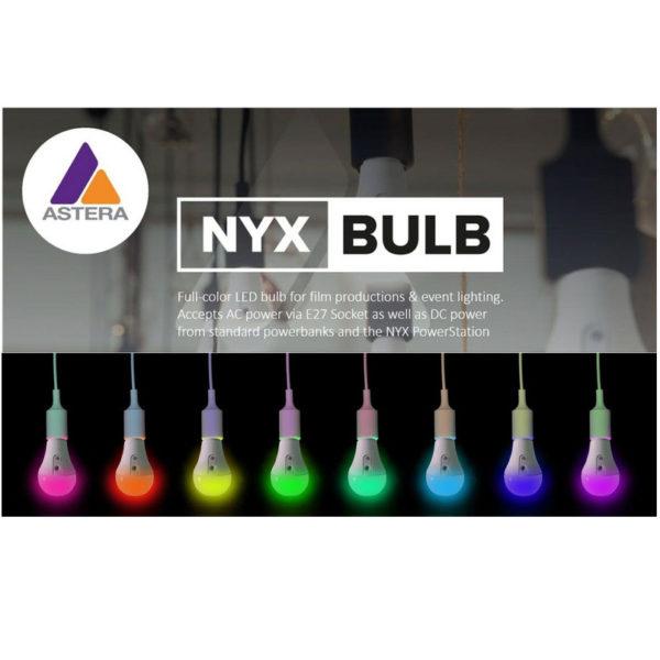 Astera NYX (Kit 8x Bulb + Bluebox)
