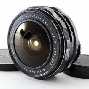 Takumar Fish-Eye 17MM F4 (EF)